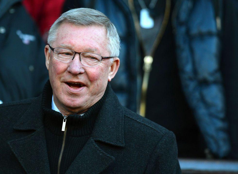 "Fergie bromea: ""Una cláusula impide a CR7 medirse al United"""