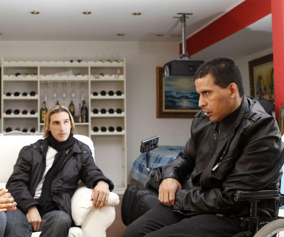 Cáceres dejará la silla de ruedas y será ayudante del Atlas