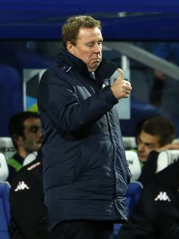Redknapp: &quot;Aqu la gente cobra mucho para lo que hace&quot;