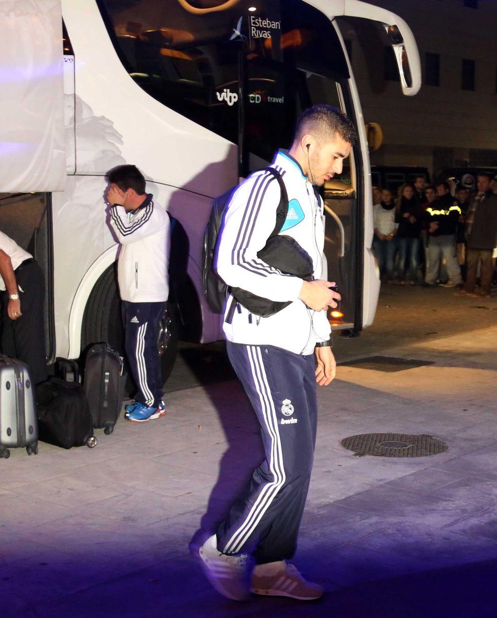 Karim Benzema regresa en un duelo entre dos equipos heridos