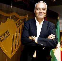 Mario Armando Husillos, del Castilla a La Rosaleda