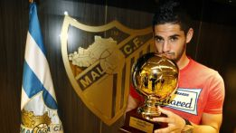 Isco gana el Golden Boy 2012
