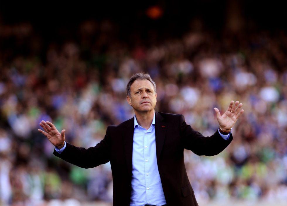 """Joaquín Caparrós: """"En el fútbol lo único que vale es ganar"""""""