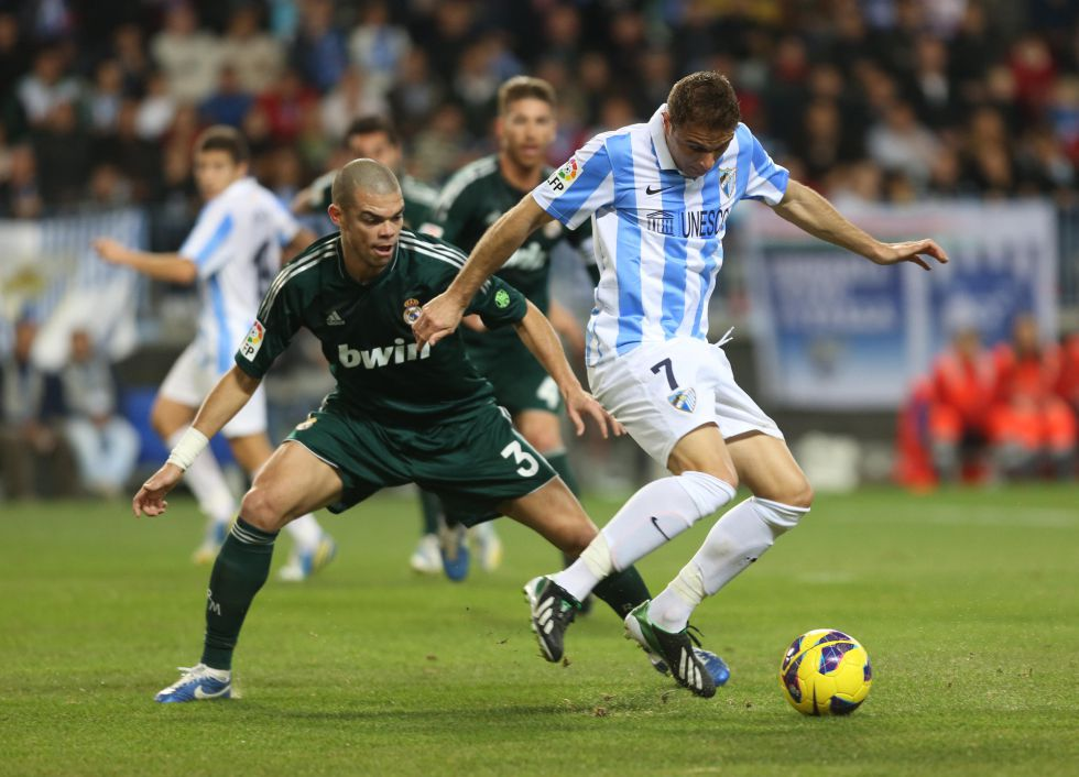 Sergio Ramos y Pepe cumplirán sanción ante la Real Sociedad