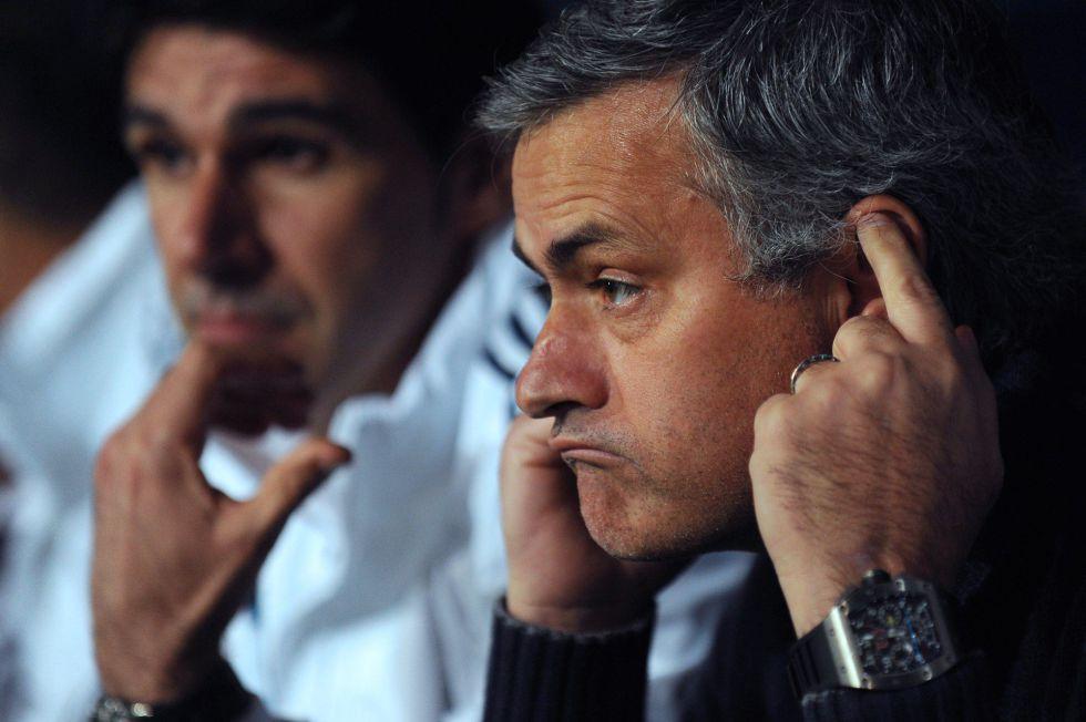 """Mou: """"Adán está mejor que Iker Casillas y no temo por el puesto"""""""