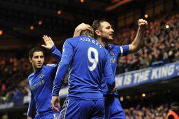 El Chelsea aplasta a los villanos