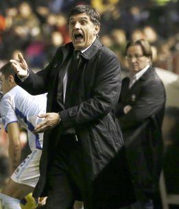 """Mendilibar: """"Fueron mejores que nosotros y merecieron ganar"""""""