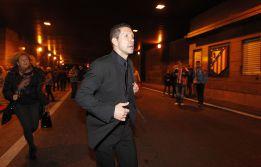 Simeone cumple un año lleno de éxitos en el Atlético de Madrid