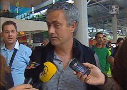 """Mourinho: """"¿Casillas? Tengo la conciencia muy tranquila"""""""