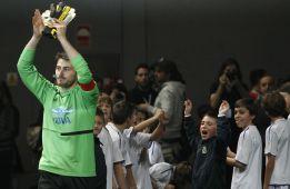 Madrid se vuelca con la ''ilusión'' y con Iker Casillas