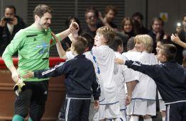 """Iker Casillas: """"Me veo bien, ya intuía mi suplencia y lo acepto"""""""
