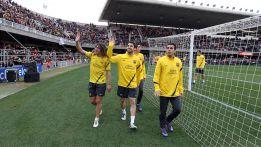 El Barcelona se entrenará a puerta abierta el 4 de enero