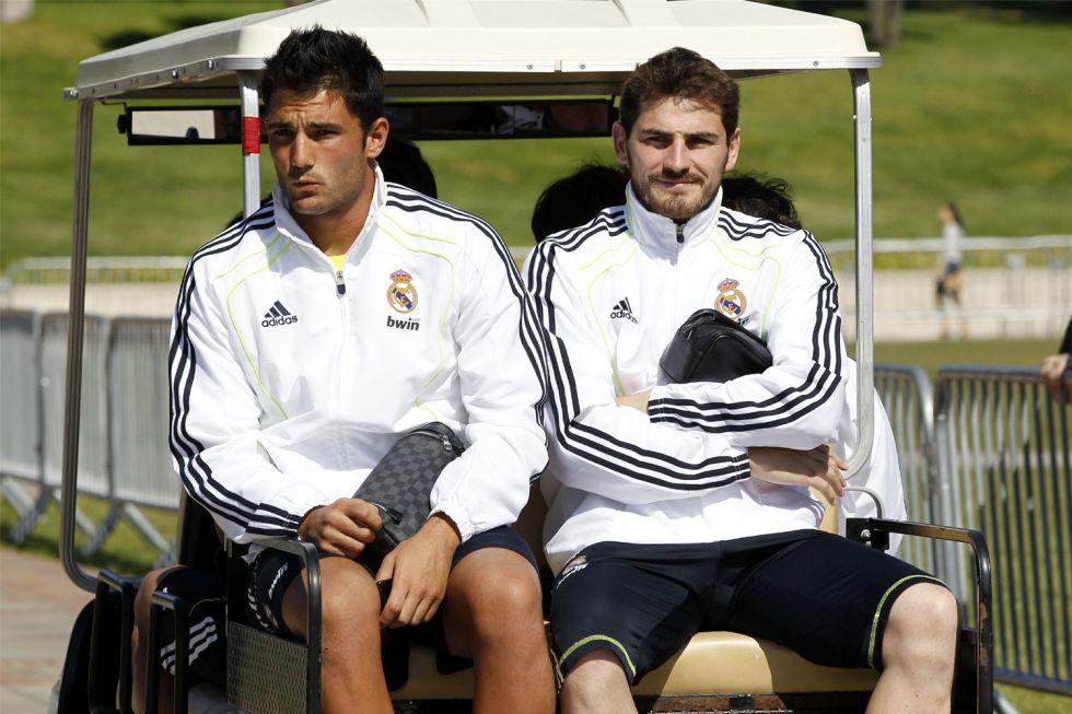 Los lectores de AS no quieren que el Madrid fiche otro portero