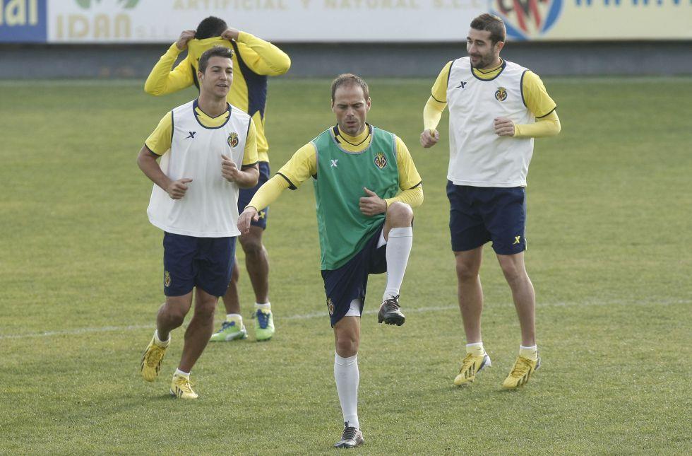 Farinós firma con el Villarreal hasta el final de temporada