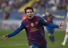 Los jugadores brasileños eligen a Messi como