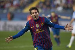"""Los jugadores brasileños eligen a Messi """"el mejor del mundo"""""""