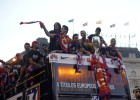Tres de cada cuatro internautas dan un sobresaliente al Atlético