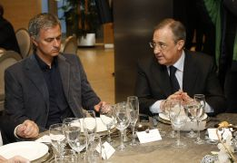 """Mourinho a Florentino: """"A esto vamos a darle la vuelta"""""""