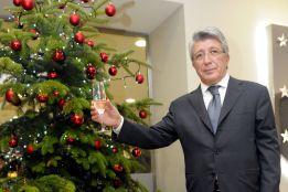 """Enrique Cerezo: """"El 2012 será un año muy difícil de olvidar"""""""