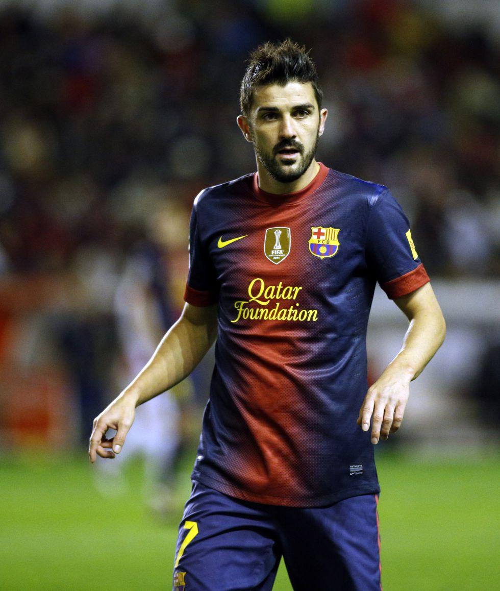 Rafa Benítez quiere a David Villa cedido hasta final de temporada