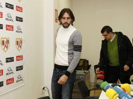 Jordi Figueras vuelve al Rayo Vallecano cedido por el Brujas