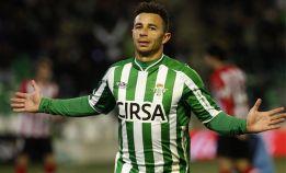 """Rubén Castro: """"Al 2013 le pido que el Betis esté en Champions"""""""