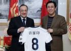 Florentino Pérez estrecha lazos entre el Madrid y China
