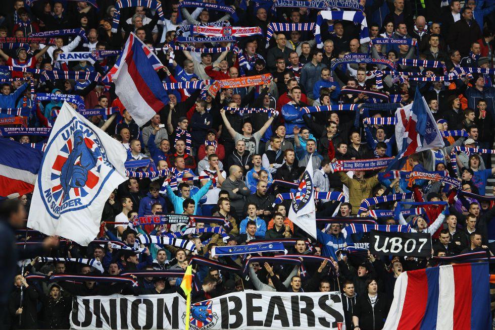 La dura vida del Rangers en las catacumbas del fútbol escocés