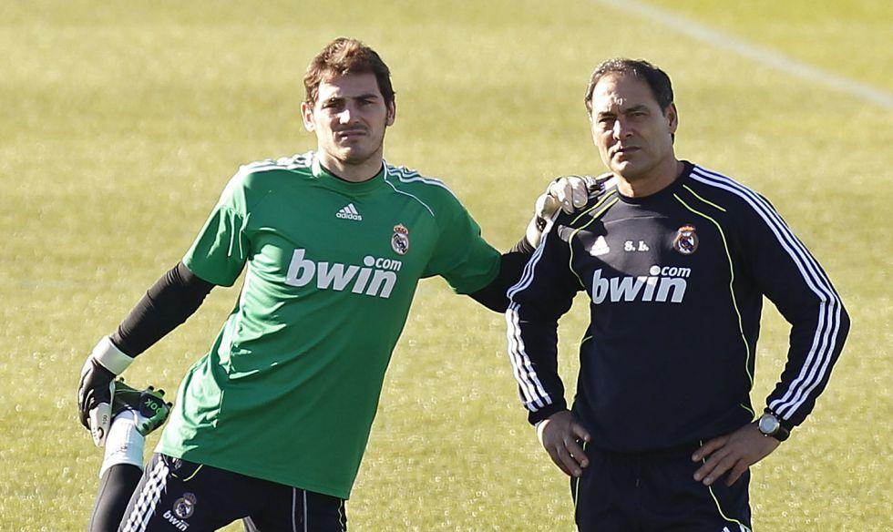 """""""Valoramos de Casillas la tranquilidad que nos da..."""""""