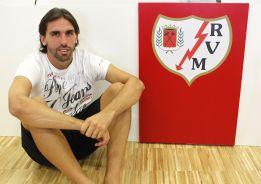 """Jordi Figueras: """"A partir del 1 de enero seré jugador del Rayo"""""""