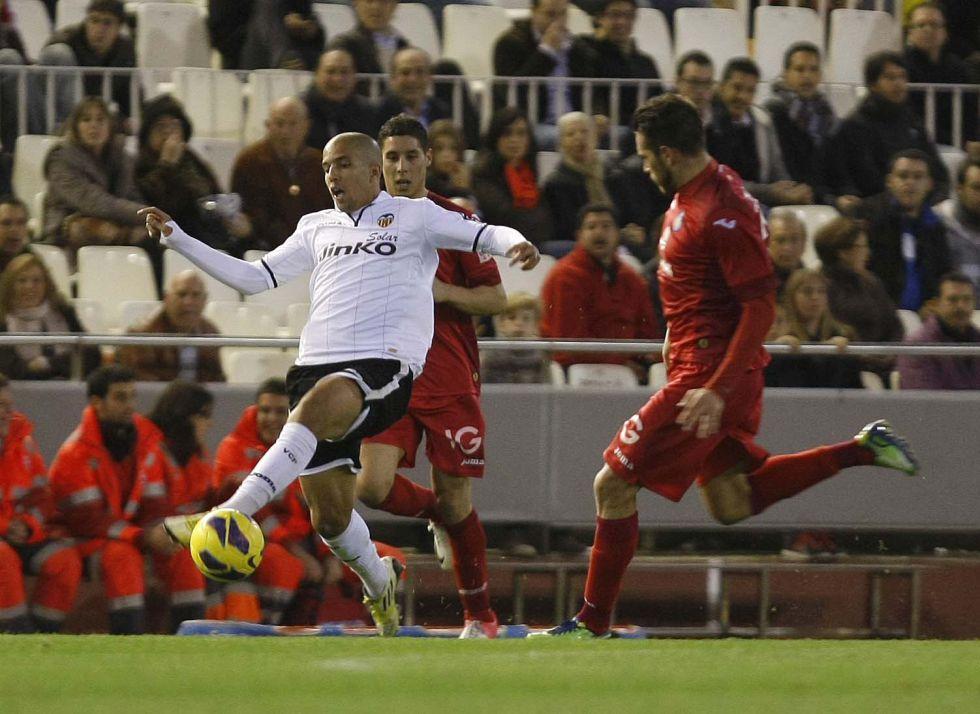 Pelean para que Feghouli pueda jugar ante el Granada