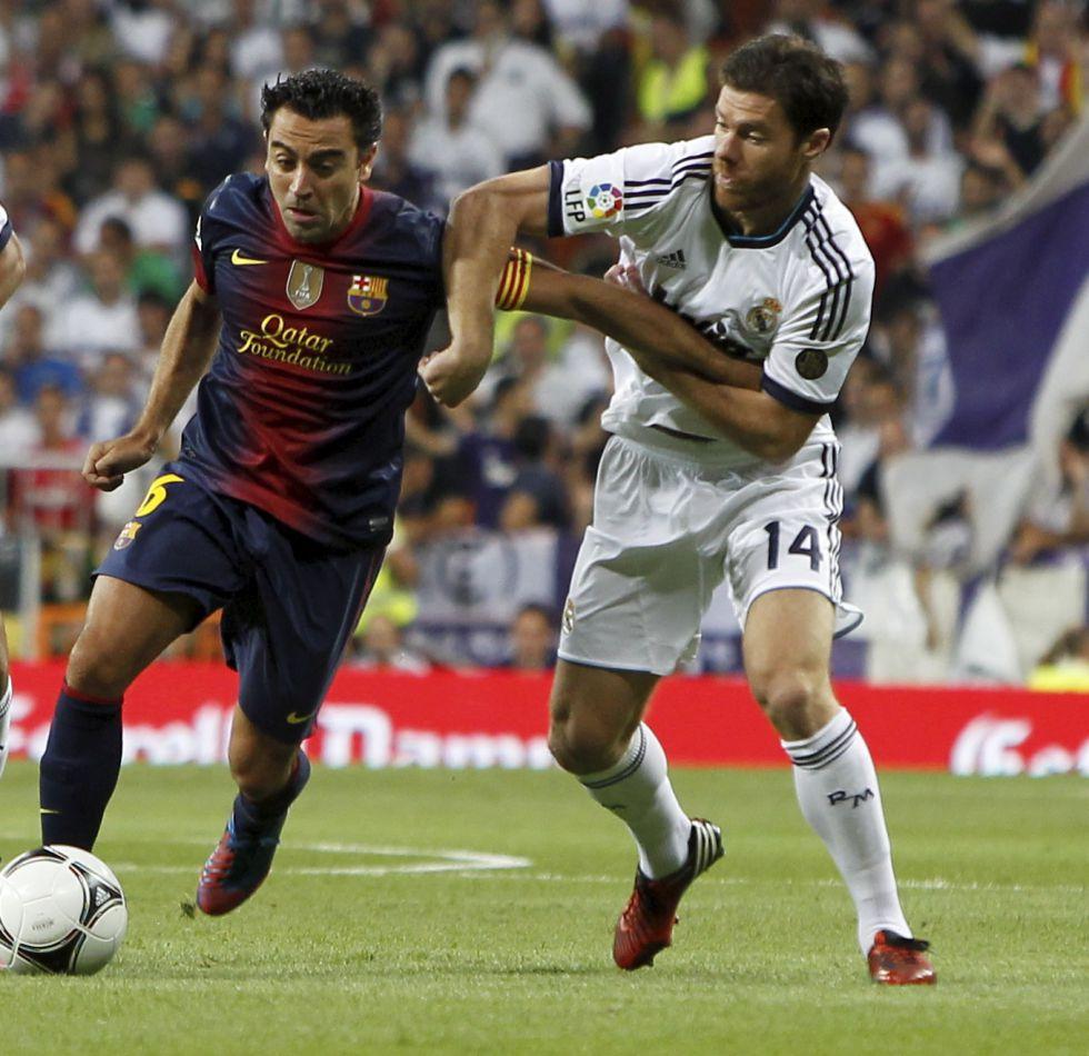 Barcelona y el Real Madrid copan el once ideal de L'Équipe