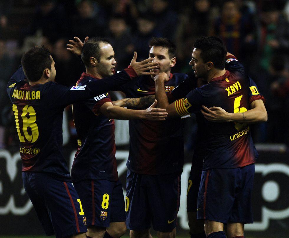IFFHS: Messi, mejor goleador de las 60 grandes ligas del mundo