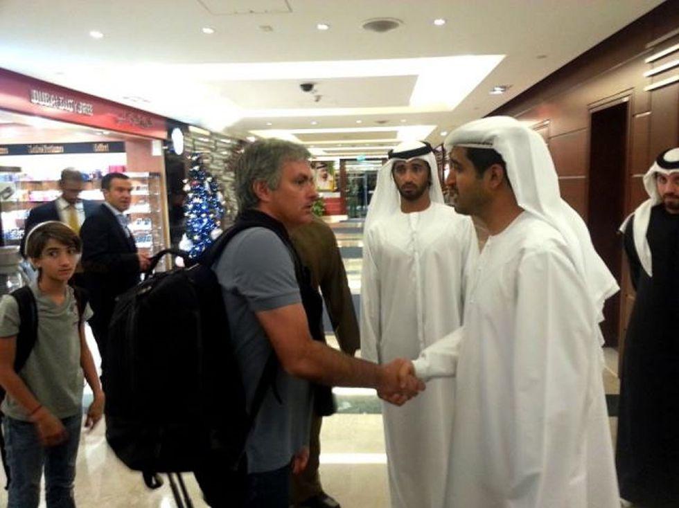 """Mourinho: """"No es el momento de hablar sobre mi futuro"""""""