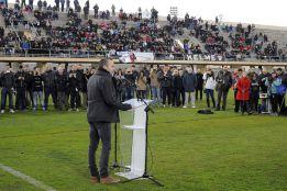 """Iniesta: """"No me agradaría la marcha de Villa, es fundamental"""""""