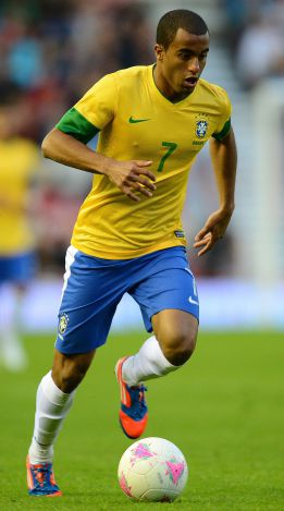 París aguarda al brasileño Lucas Moura, la nueva perla del PSG