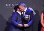 Mourinho, el mejor entrenador y el más mediático del año 2012
