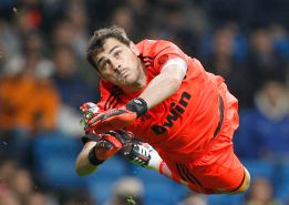 Casillas es el mejor guardameta del ao 2012 para L&#039;Equipe