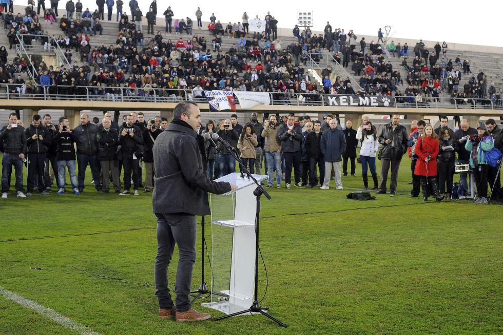 """Iniesta: """"Creo que el ciclo del Barça durará varios años"""""""