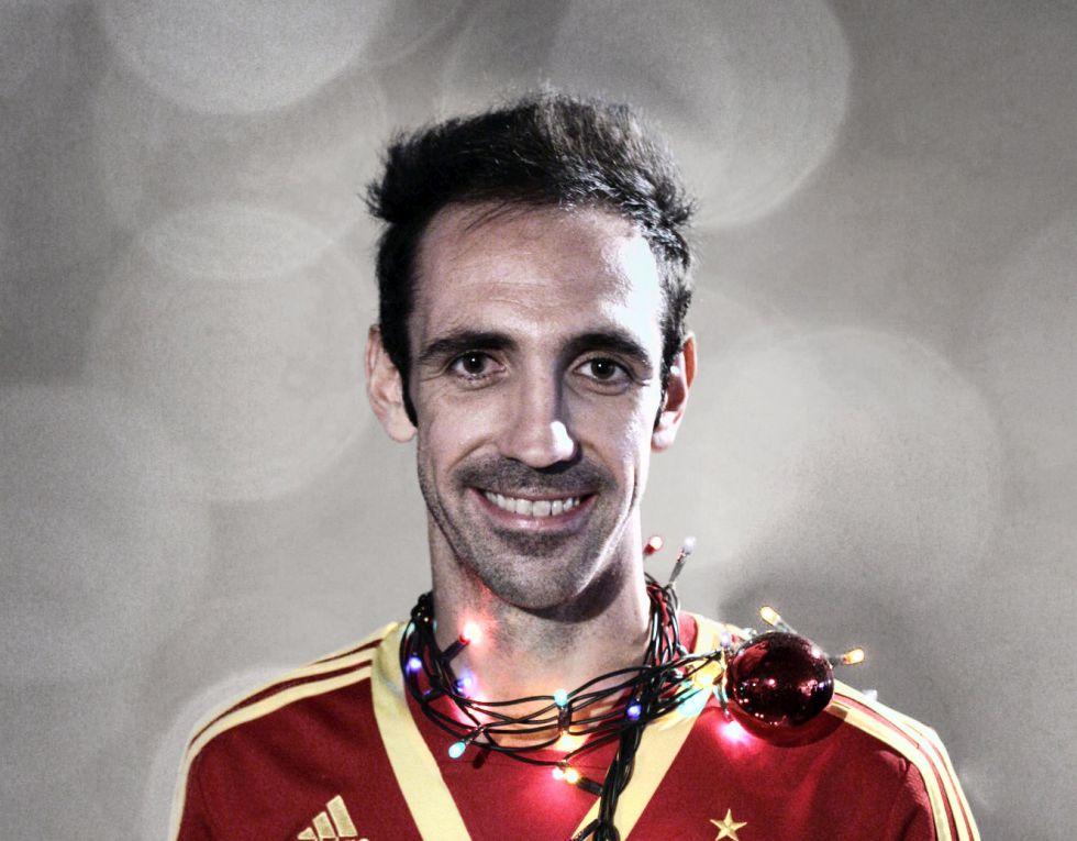 """Juanfran: """"He cumplido muchos sueños de mi carrera en 2012"""""""