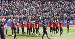 Simeone abre el entrenamiento del día 30 a la afición atlética