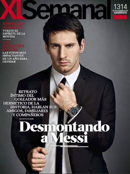 """""""Cuando vi a Messi, tan bajito, pensé que estaba en un lío"""""""