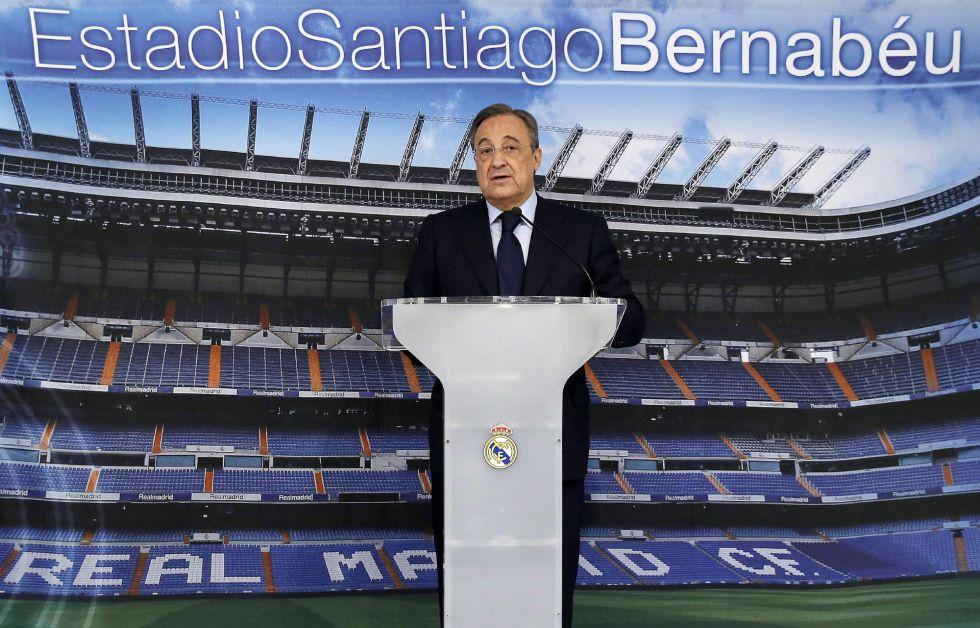 Según El Confidencial, el Madrid puede emitir 250 kilos en bonos