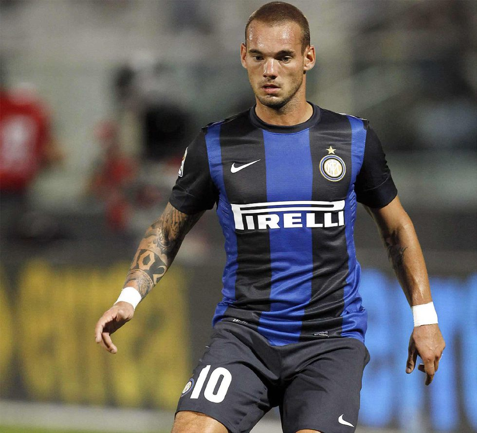 """Sneijder: """"Lo mejor para todos es que me marche ya del Inter"""""""