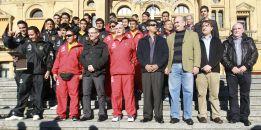 Euskadi recibe hoy a Bolivia, a la que visitará este verano