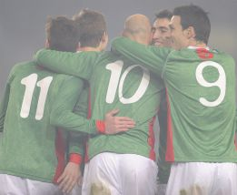 La selección de Euskadi golea a una floja Bolivia en Anoeta