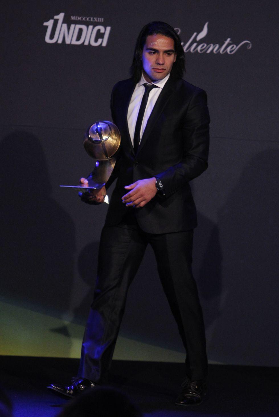 El Atlético de Madrid y Radamel Falcao, los mejores del mundo