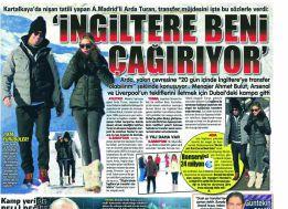 Según la prensa turca, Arda podría marcharse en enero