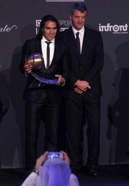 """Falcao: """"En el futuro vendrá otra Liga pero soy feliz en el Atleti"""""""