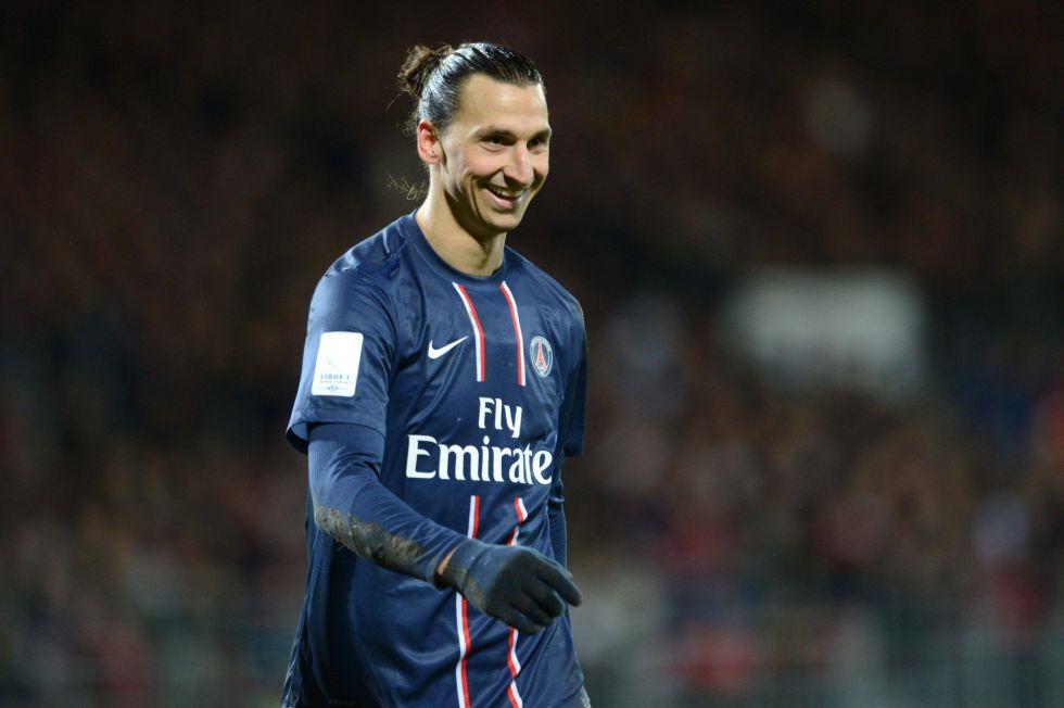 Ibrahimovic encabeza el 11 ideal en Francia para L'Équipe